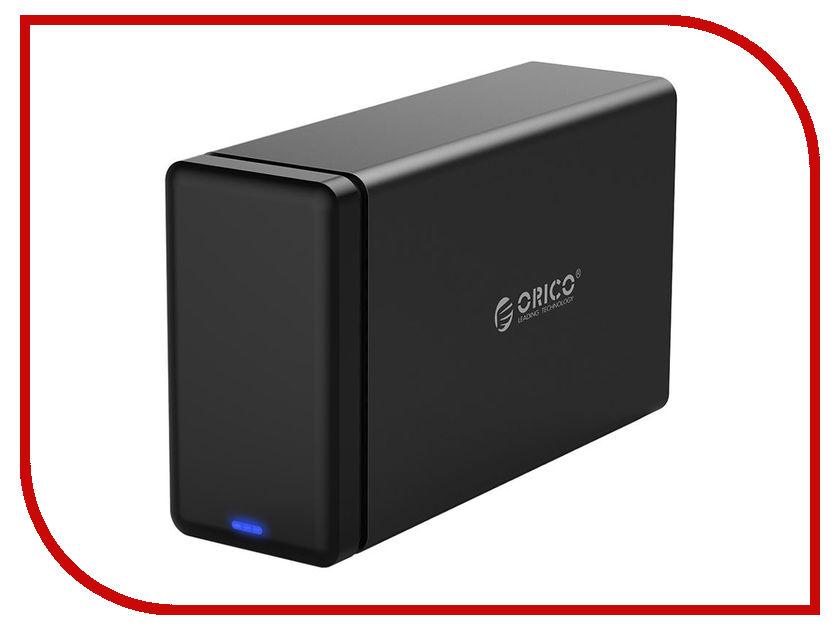 Контейнер для HDD Orico NS200C3 Black цена