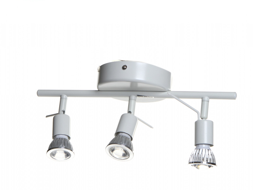 Светодиодный фитосветильник Espada Fito E-3SGU10L-10-10W 43525