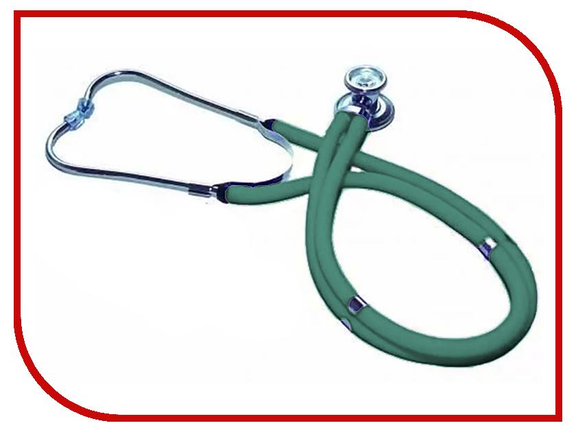Фото - Стетоскоп Amrus 04-AM602 Green стетоскоп amrus 04 am513 green