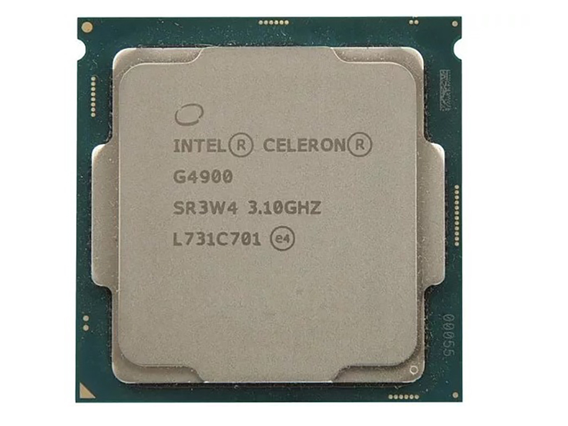 Процессор Intel Celeron G4900 Coffee Lake (3100MHz/LGA1151 v2 /L3 2048Kb) OEM все цены