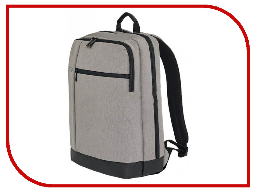 Рюкзак Xiaomi 90 Points Classic Business Backpack Light Grey