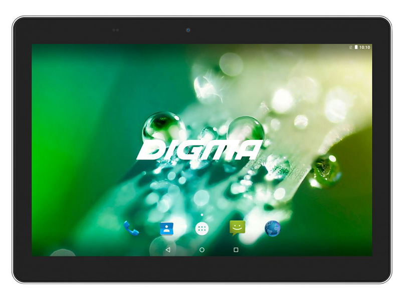Планшет Digma Optima 1023N 3G Black TS1186MG (MTK8321 1.3 GHz/2048Mb/16Gb/GPS/3G/Wi-Fi/Bluetooth/Cam/10.1/1280x800/Android)