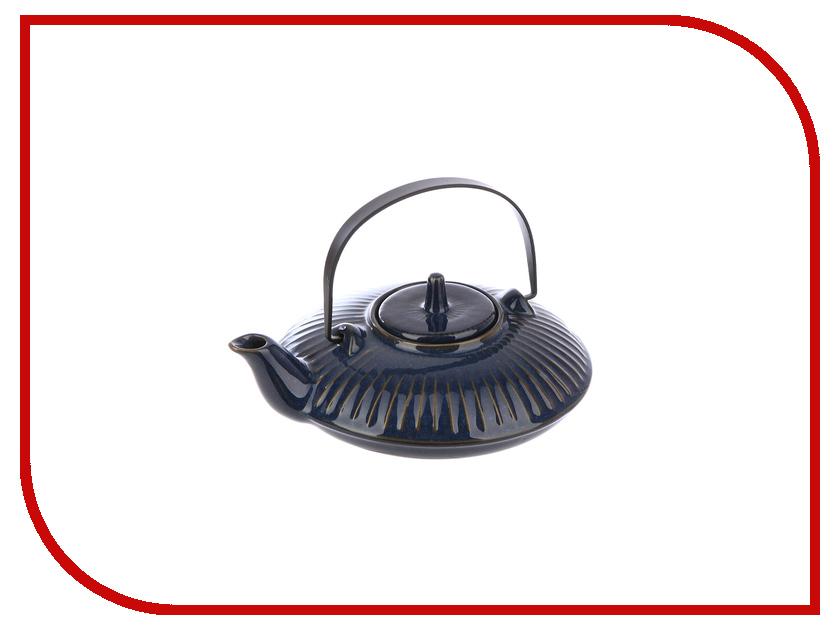 Чайник заварочный Gipfel 700ml Blue 3867 чайник заварочный 1 0 л с подставкой для подгрева gipfel 7087