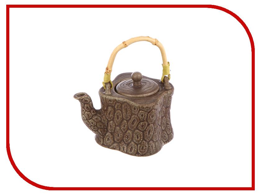 Чайник заварочный Gipfel 500ml Brown 3868 gipfel ный чайник с поршнем gipfel