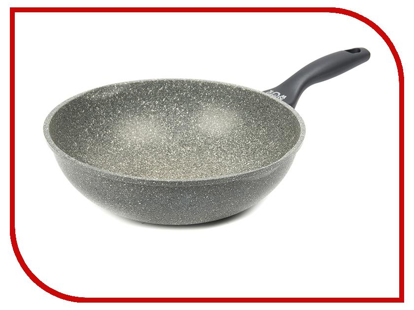 Сковорода Oursson Korea Wok KWW2821MS 28 см сковорода oursson pf 2600 p dc
