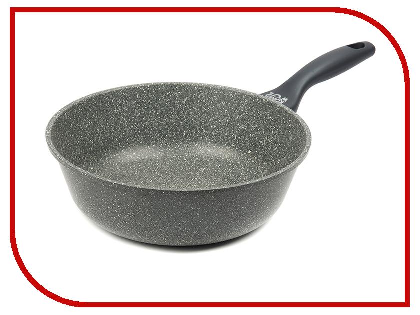 Сковорода Oursson Korea Wok KWS2821MS 28 см сковорода oursson pf 2600 p dc