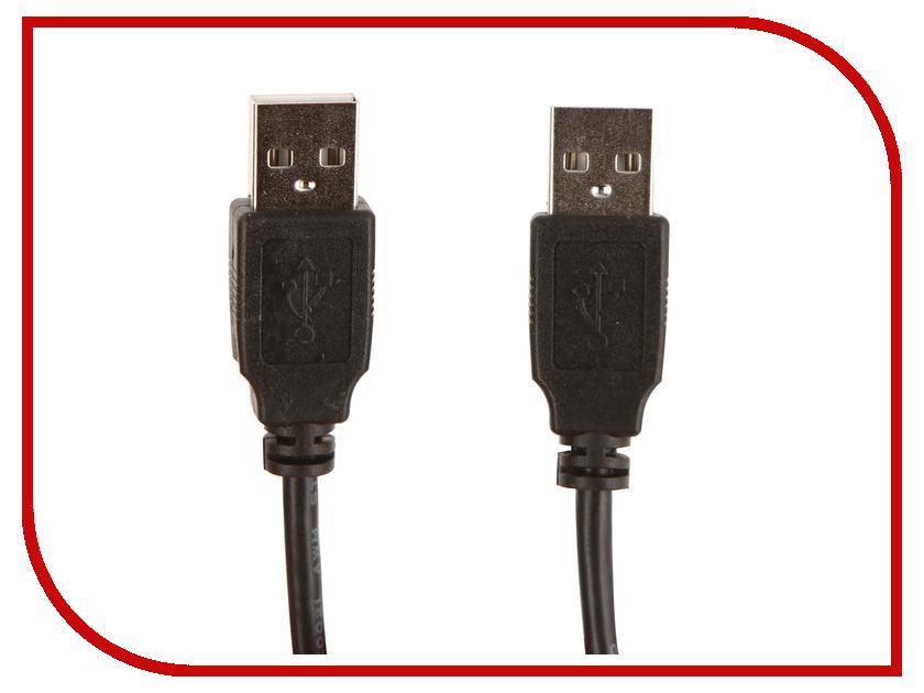 Аксессуар Greenconnect AM - AM 0.75m Black GCR-UM5M-BB2S-0.75m аксессуар greenconnect premium usb 2 0 am am black gcr um2m bb2s 5 0m