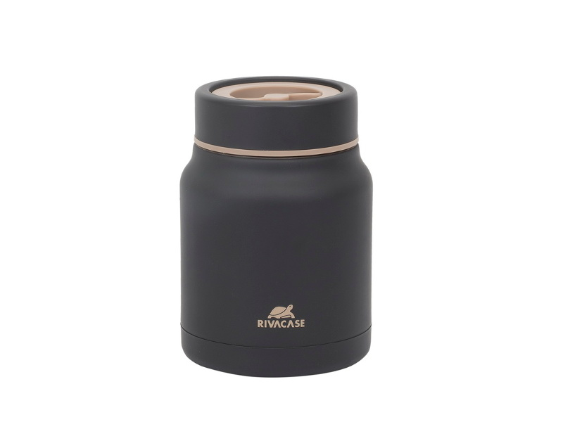 Термос RivaCase 90331BK Food Jar Black 4260403573884