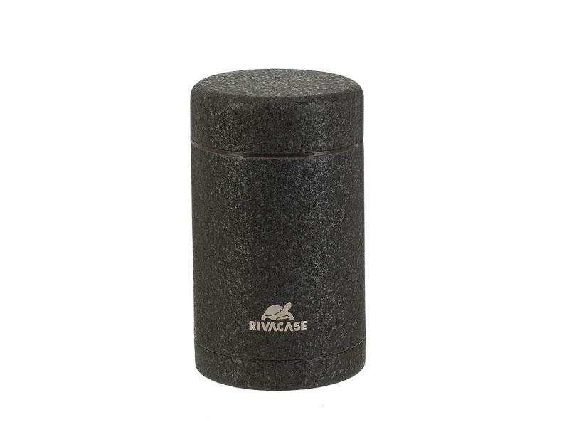 Термос RivaCase 90432BKC Food Jar Black 4260403573877
