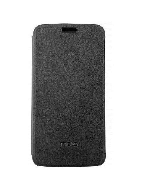 Аксессуар Чехол Lenovo для Motorola Moto E Flip Cover Black-WW PG38C01793 аксессуар чехол lenovo p70 activ flip case leather black 46520