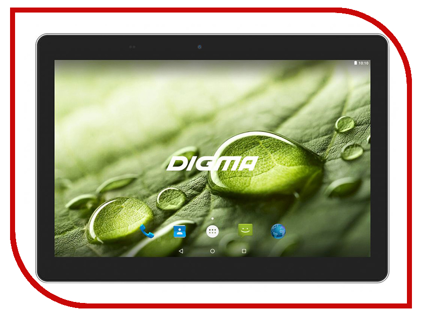 Планшет Digma Optima 1022N 3G Black (MediaTek MTK8321 1.3 GHz/1024Mb/16Gb/GPS/3G/Wi-Fi/Bluetooth/Cam/10.1/1280x800/Android) планшет digma optima prime 2 3g 7 8gb черный wi fi 3g bluetooth android ts7001pg ts7067pg