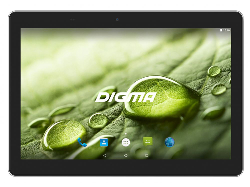 Планшет Digma Optima 1022N 3G Black (MediaTek MTK8321 1.3 GHz/1024Mb/16Gb/GPS/3G/Wi-Fi/Bluetooth/Cam/10.1/1280x800/Android)