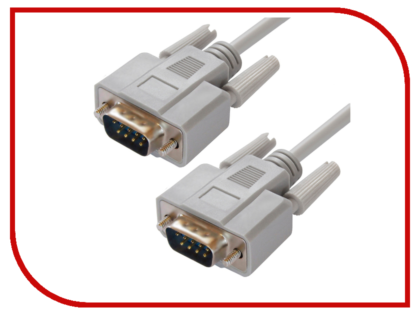 Аксессуар Greenconnect COM DB9/DB9 9M/9M 10m Grey GCR-DB902-10m sqp100p06 9m to 220
