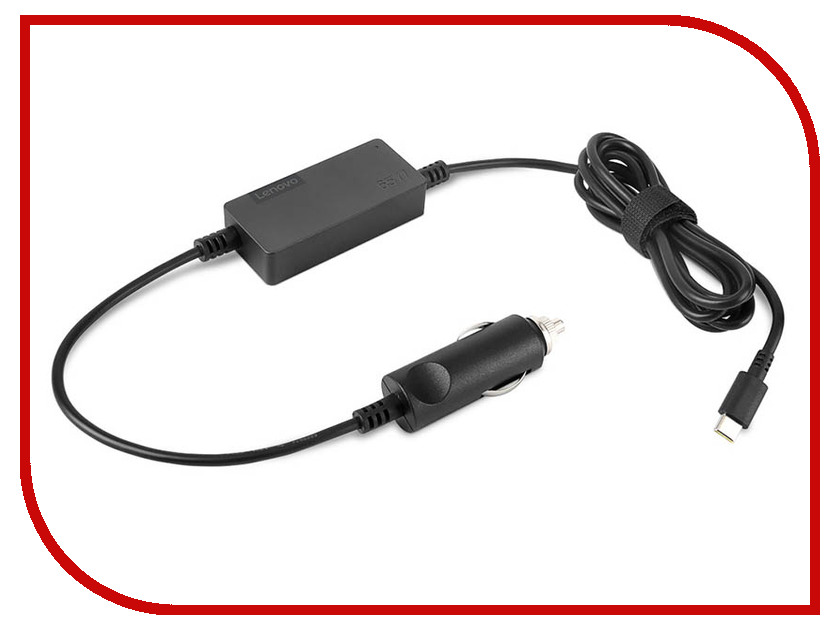 Блок питания Lenovo 65W USB-C DC Travel Adapter 40AK0065WW for lenovo s300 s310 brand new silver palmrest c shell
