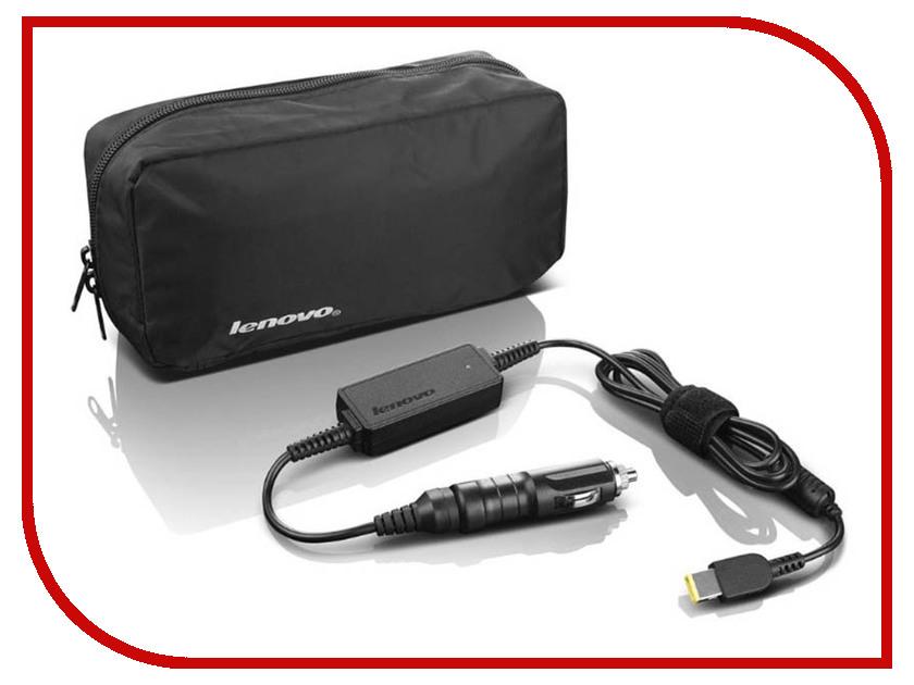 Блок питания Lenovo 65W DC Travel Adapter 0B47481 автомобильный блок питания для ноутбука lenovo 65w dc travel adapter 0b47481