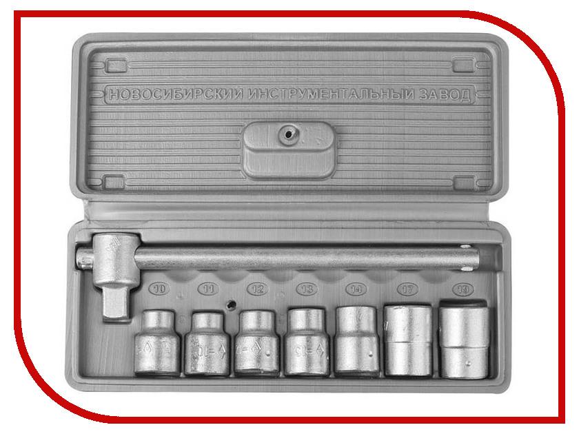Набор инструмента НИЗ №1 12-ти гранные головки 57065025 низ