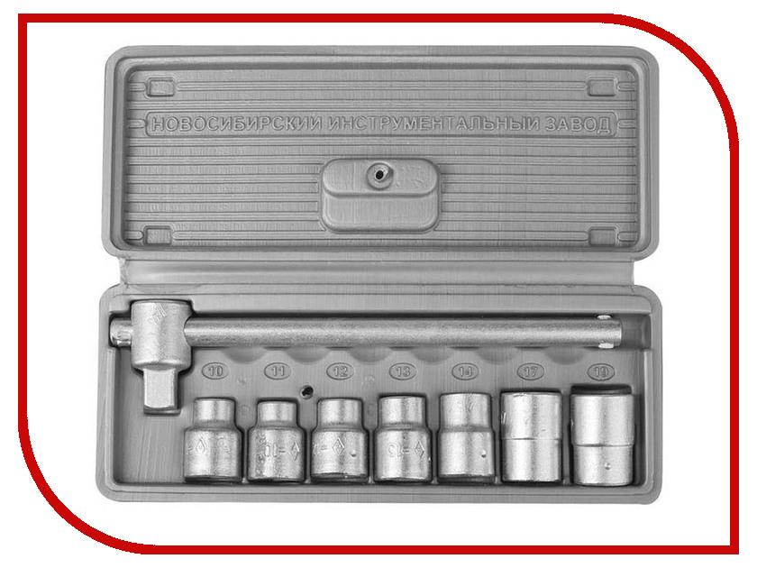 Набор инструмента НИЗ №1 6-ти гранные головки 57077025 низ