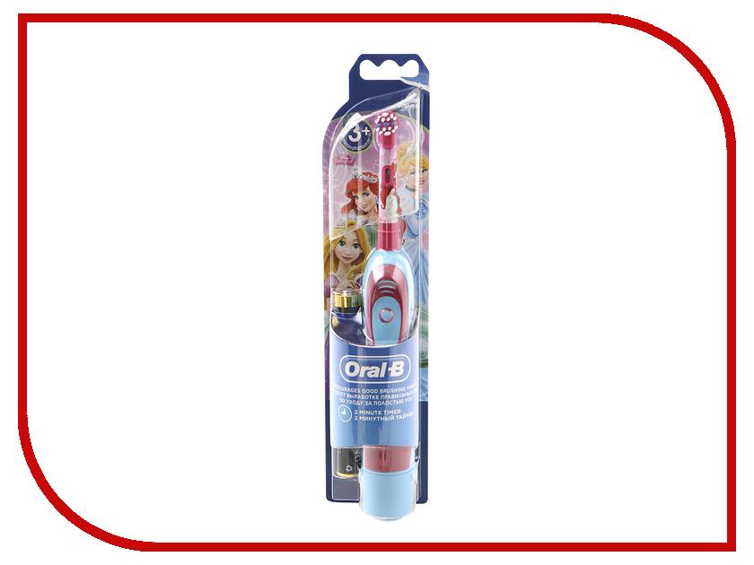 Зубная электрощетка Braun Oral-B Stages Power Disney Princess DB4510K стоимость