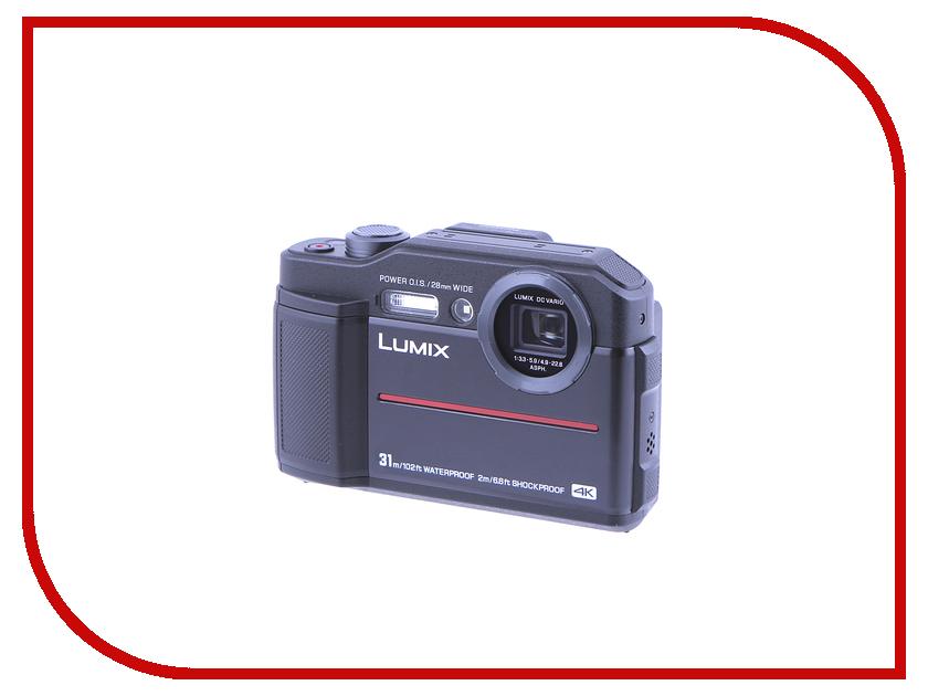Zakazat.ru: Фотоаппарат Panasonic Lumix DC-FT7 Black