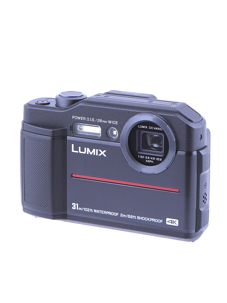 Фотоаппарат Panasonic Lumix DC-FT7 Black