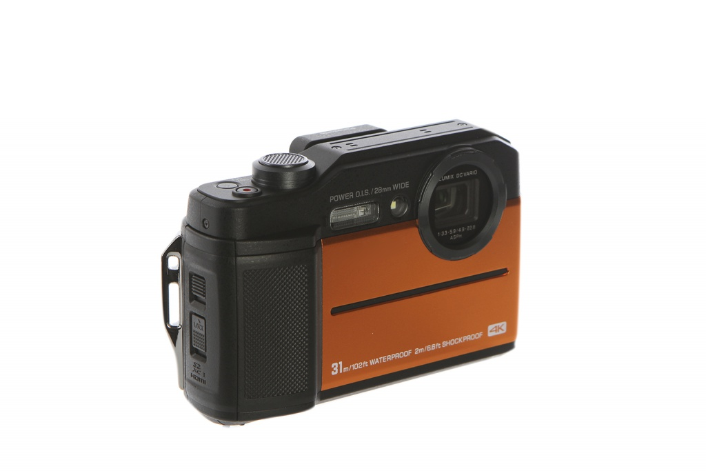 Фотоаппарат Panasonic Lumix DC-FT7 Orange