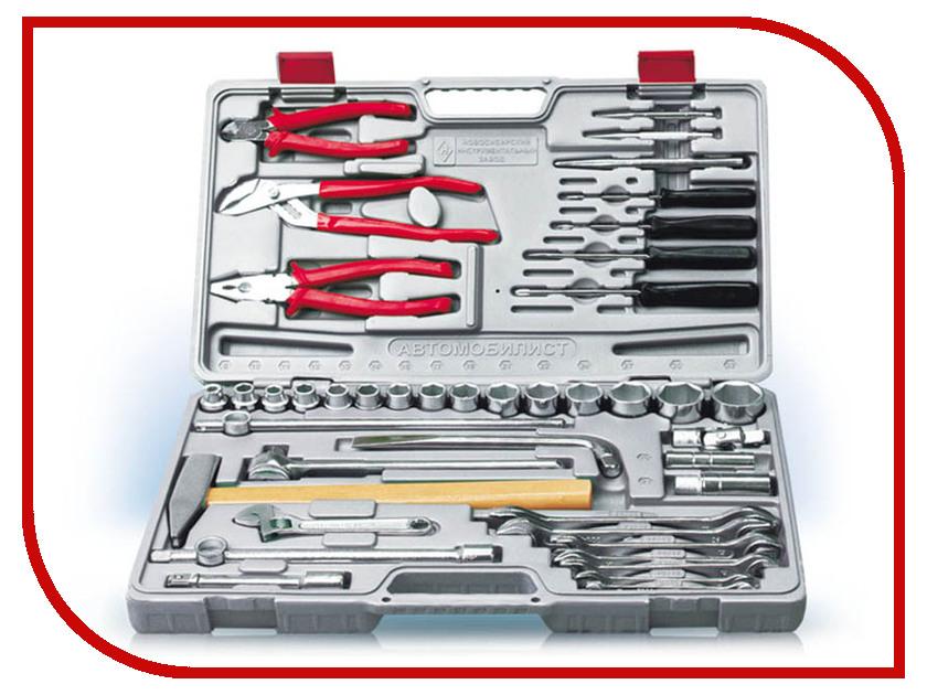 Набор инструмента НИЗ Автомобилист-1 57028025 низ