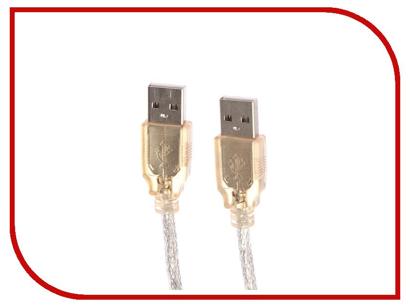 Аксессуар Greenconnect PROF USB 2.0 AM - AM Transparent GCR-UM3M-BD2S-1.8m аксессуар greenconnect pro usb 2 0 am bm 2m black gcr upc3m bd2s 2 0m