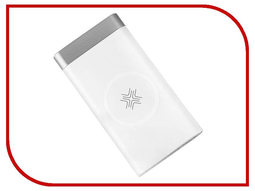 Аккумулятор Rock P55 Wireless 10000 mAh White 76424