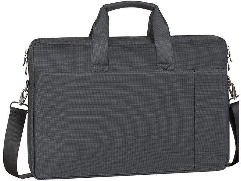 Аксессуар Сумка 17.3-inch RivaCase 8257 Black 4260403573709