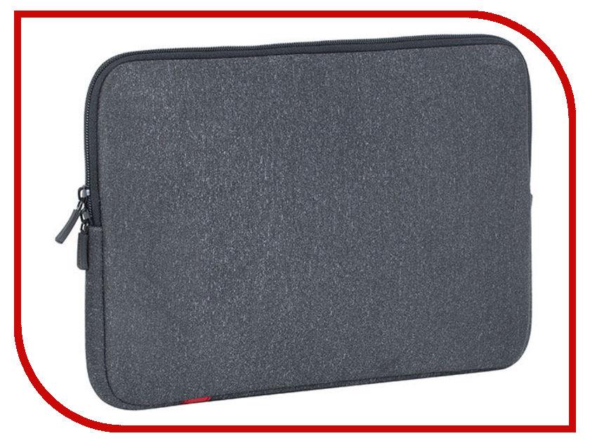 Аксессуар Чехол RIVACASE 5113 для Macbook Air 11 и Macbook 12 Dark Grey 4260403573471 аксессуар сумка 16 rivacase 7590 grey