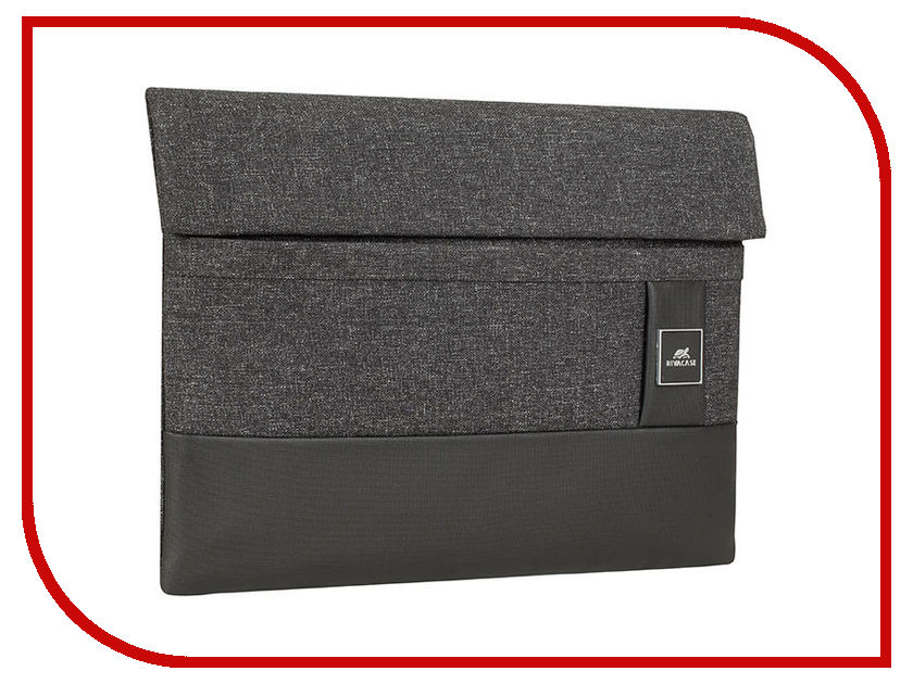 Аксессуар Чехол RIVACASE 8803 для MacBook Pro 13 и Ultrabook 13.3 Black Melange 4260403573921