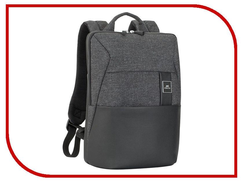 Аксессуар Рюкзак RIVACASE 8825 для MacBook Pro и Ultrabook 13.3 Black Melange 4260403573938