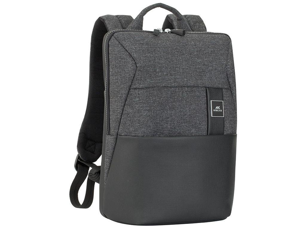 Аксессуар Рюкзак RivaCase для MacBook Pro и Ultrabook 13.3 8825 Black Melange 4260403573938 цена и фото