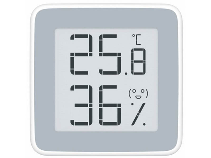 Термометр Xiaomi MiJia Miaomiaoce E-Ink Smart Hygrometer