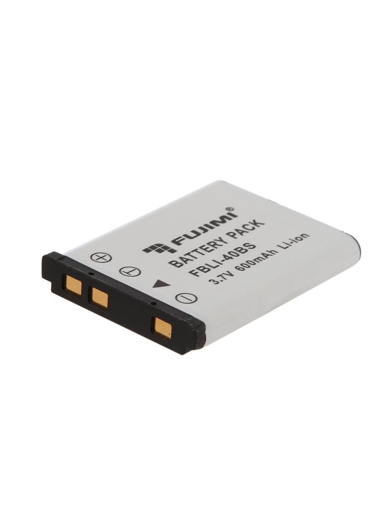Аккумулятор Fujimi FBLI-40BS 1030 цена