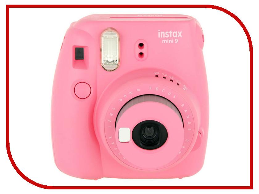 цена на Фотоаппарат Fujifilm Instax Mini 9 Set Champion Pink