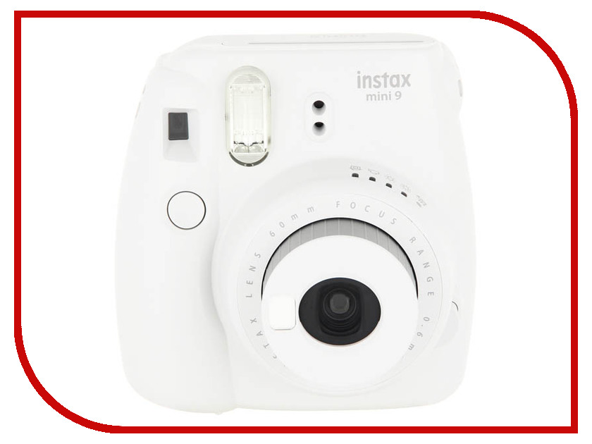 Фотоаппарат Fujifilm Instax Mini 9 Set Champion White