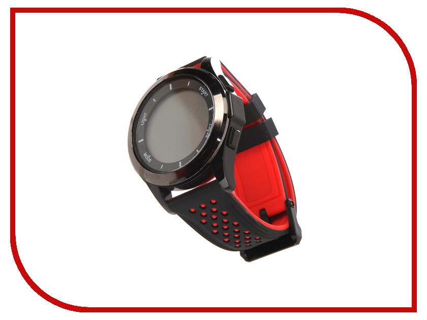 Умные часы ZDK F3 Black-Red universal nylon camera bag case for sony nex 5r 3n f3 nikon j1v1 more black red s