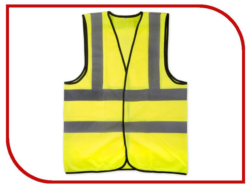 Жилет Arnezi Сигнальный, светоотражающий Yellow A1101003 - от XXS до M жилет сигнальный на липучках xl желтый