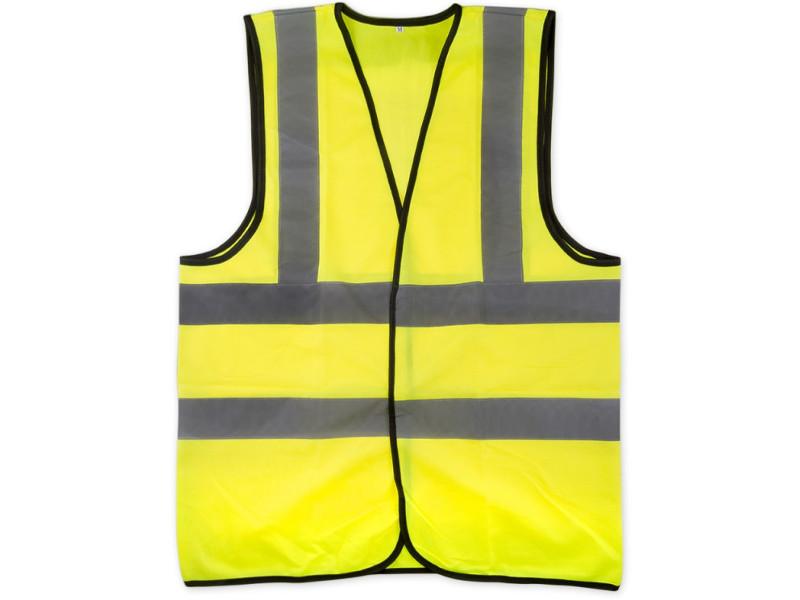 Жилет Arnezi Сигнальный, светоотражающий Yellow A1101004 - от S до L жилет светоотражающий светлячок эльфийская принцесса размер l
