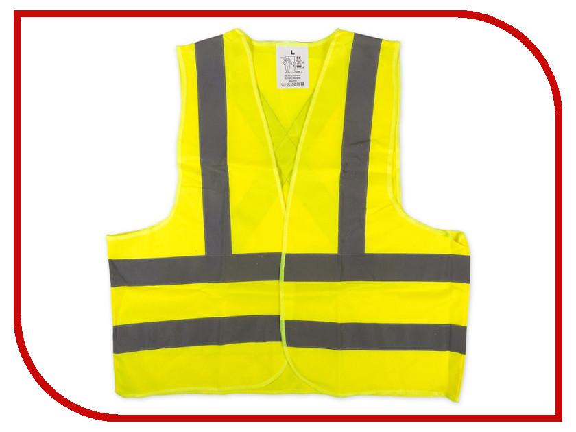 Жилет Arnezi Сигнальный, светоотражающий Yellow A1101001 - от S до L жилет сигнальный на липучках xl желтый