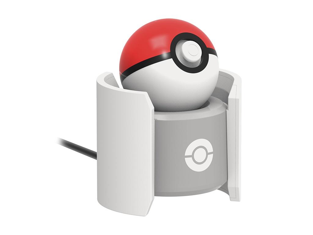 Стенд для зарядки Hori Poke Ball Plus Charge Stand NSW-137U для Nintendo Switch keyes ball switch sensor