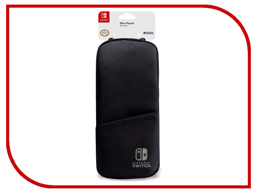 Кейс Hori Slim Pouch NSW-095U для Nintendo Switch protective fabric pouch for nintendo dsi black