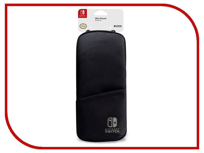 Кейс Hori Slim Pouch NSW-095U для Nintendo Switch аксессуар для игровой приставки nintendo switch zelda starter kit nsw 035u