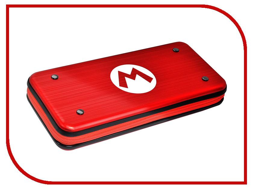 Чехол Hori Super Mario Alumi Case NSW-090U для Nintendo Switch игровая гарнитура hori splatoon для nintendo switch nsw 047u