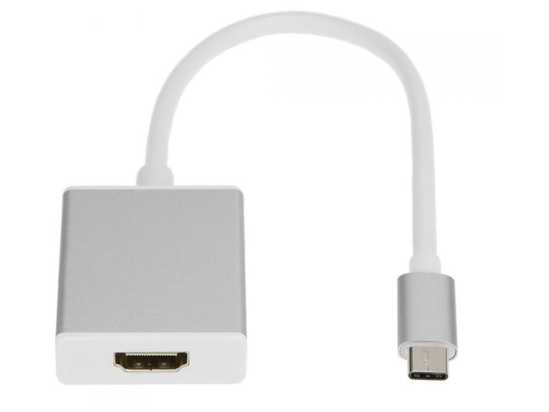 Аксессуар Greenconnect Greenline Type C - HDMI 19F GCR-UTC2HD