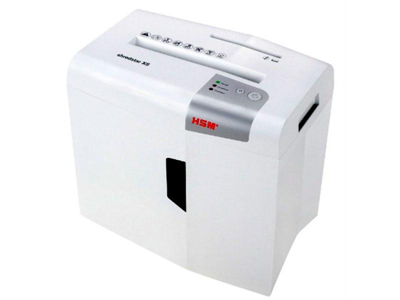 Шредер HSM Shredstar X8-4.5x30