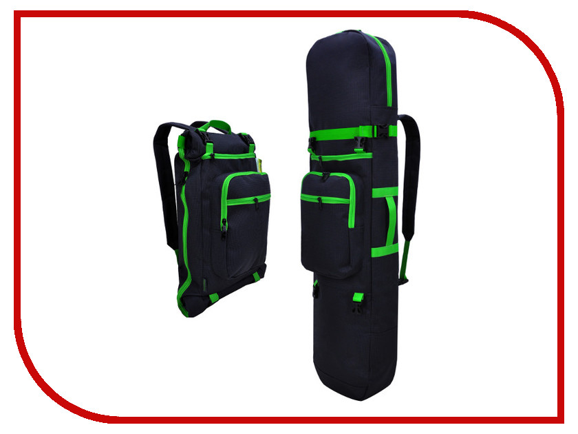 Аксессуар Рюкзак Skatebox Для электросамокатов Graphite-Green STU-ES-34-green аксессуар чехол skatebox для электросамокатов универсальный light green black st18 94 black
