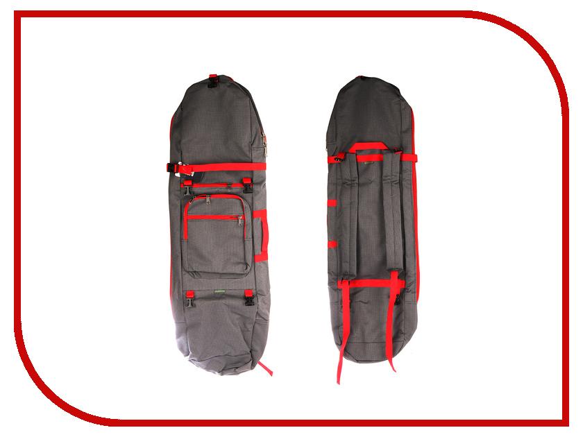 Аксессуар Рюкзак Skatebox Для электросамокатов Graphite-Red STU-ES-34-red