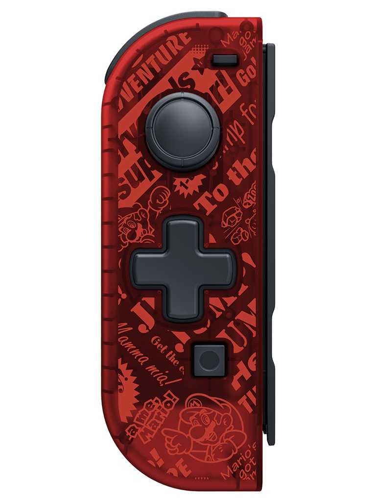 Контроллер Hori Super Mario D-Pad Controller L NSW-118E для Nintendo Switch